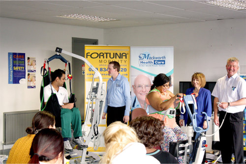 Training Day for healthcare professionals - Moving and Handling