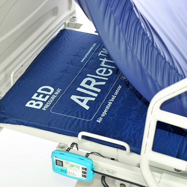 Airlert Bed Pad (in place)